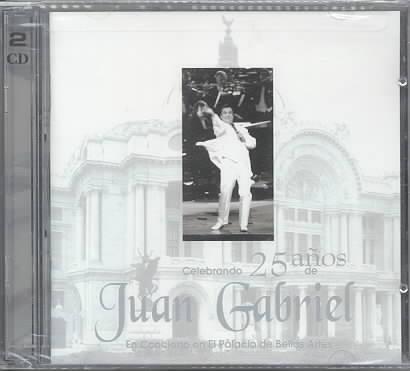 EN CONCIERTO EN EL PALACIO DE BELLAS BY GABRIEL,JUAN (CD)
