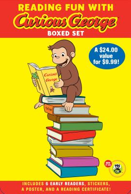 Reading Fun With Curious George Boxed Set By Rey, H. A.